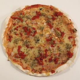 Pizza d'escalivada