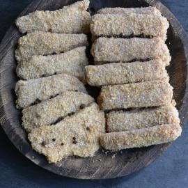 Llibret de pernil dolç i formatge (150g aprox)