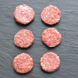 Mini hamburgueses (50g aprox)