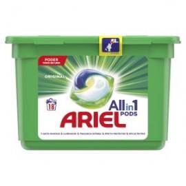 Ariel pols 18 dosis