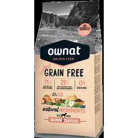 Ownat Just Grain Free Salmon 3Kg