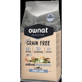 Ownat Just Grain Free Lamb 3Kg