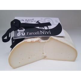 Brie de cabra Nivi d'U de ullastrell (safata de 200gr)