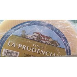 """Formatge d'ovella semicurat """"La Prudenciana"""" (peça de 250g aprox)"""